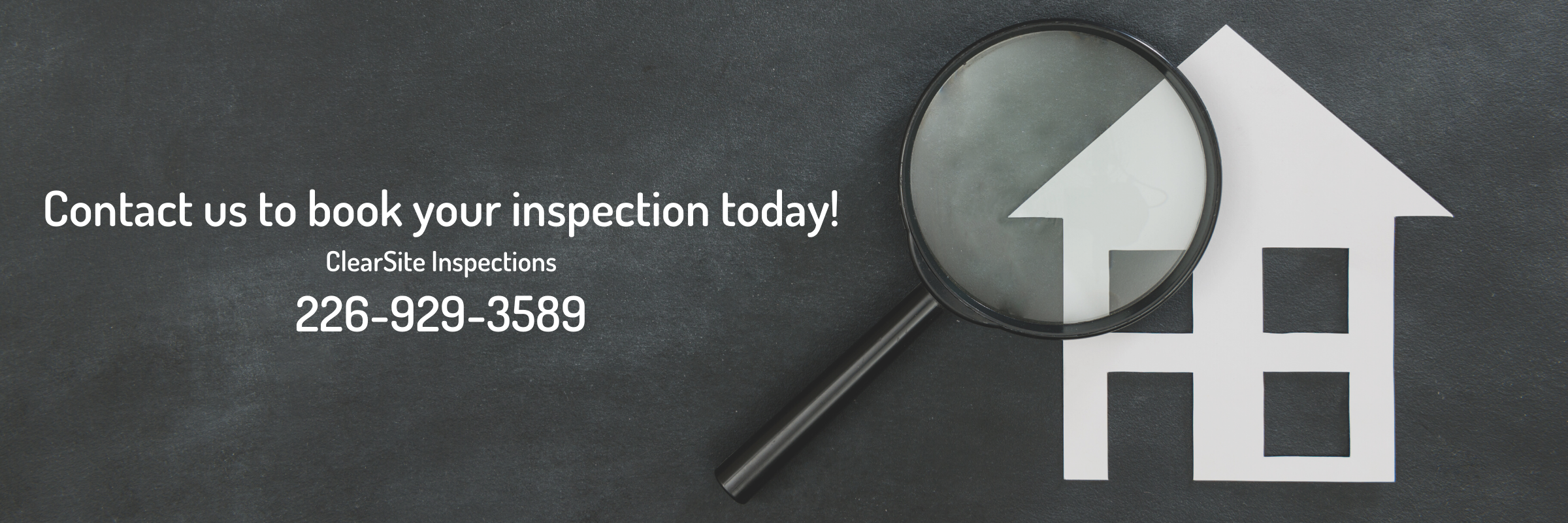 Clear Site Inspections Slider